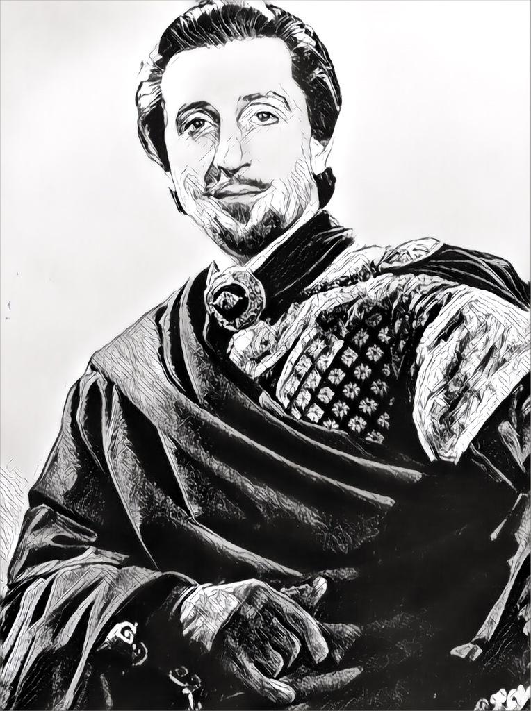 Valentino Mateo Santiago