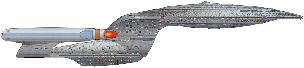 USS DAUNTLESS NCC-36457