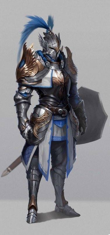 Akelleon, Lord Commander of the Order of the Silver Tower