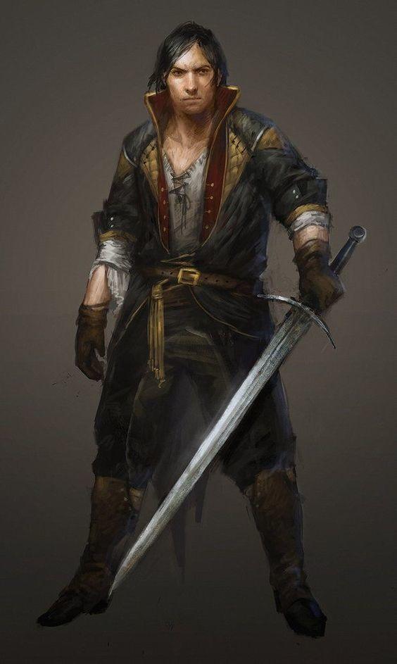 Captain Demetrius Atlas