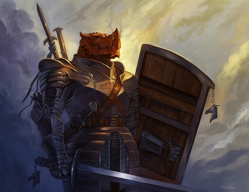 Rorge the Bulwark