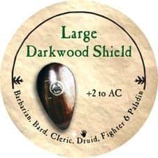 Gear - Darkwood Shield