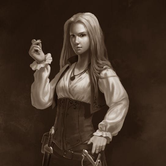 Captain Flora Jennings