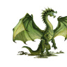 Oliver the Green Dragon