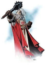 [deceased] St. Cuthbert of the Cudgel