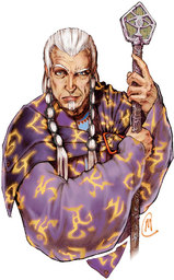 [deceased] Boccob, Archmage of the Deities