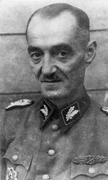 SS-Oberführer Oskar Dirlewanger