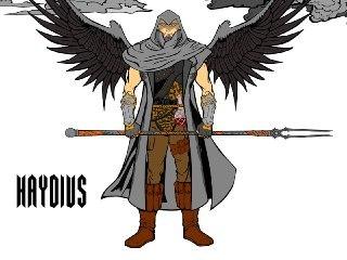 Haydius