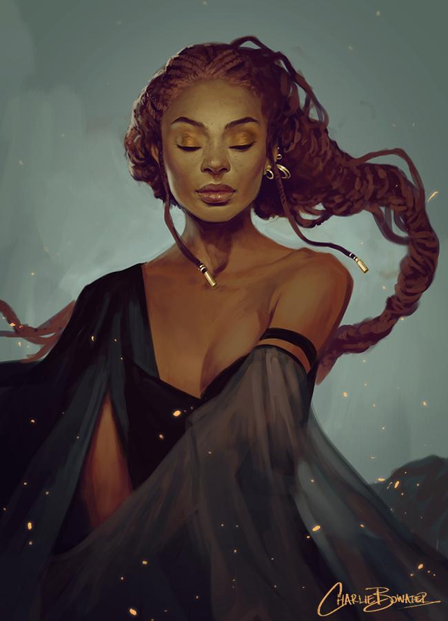 Lady Anjah Wilmont-Burke