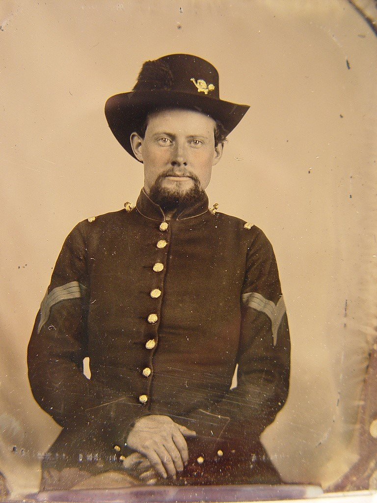Sgt. Ryan McElroy