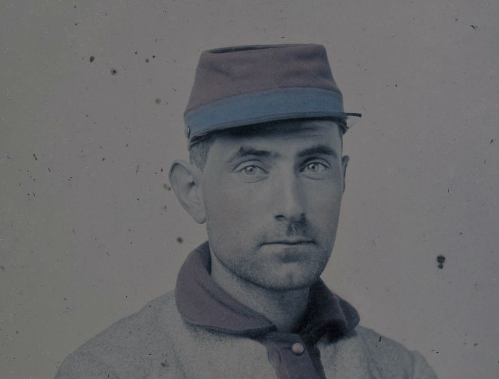 Private Elbert Steen