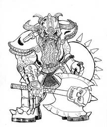 Grathus the Unyielding