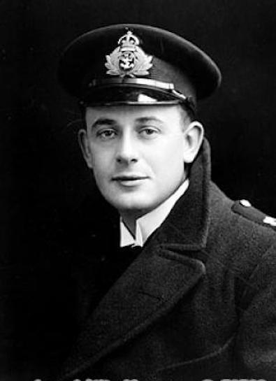 Sub-Lieutenant Adrian Rice