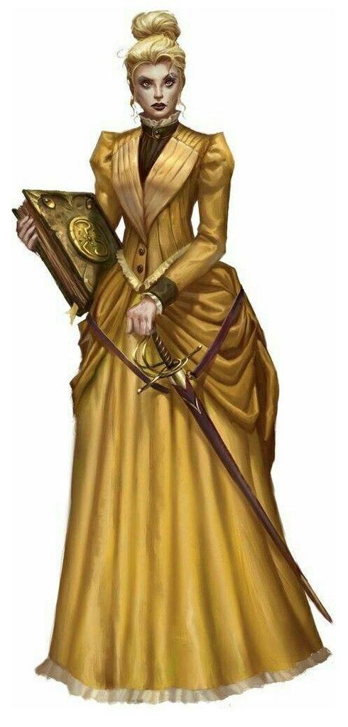 Lady Kyra Myatt