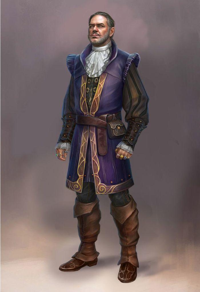 Lord Lorris Algood