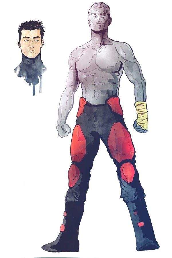 """Next Gen: M: Pyotr Kent """"Titanium Man"""""""
