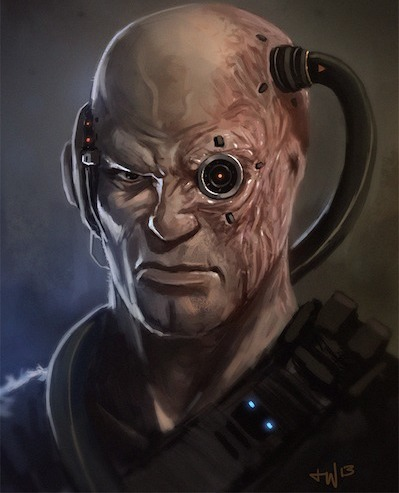 Captain Toran