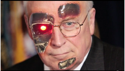 Cyborg Dick Cheney
