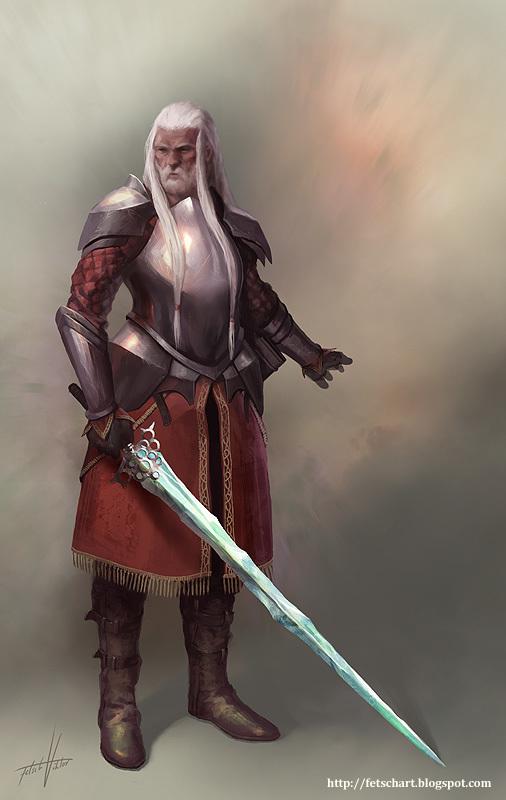 "Colonel Orel ""The Ancestor"" Dotsk"