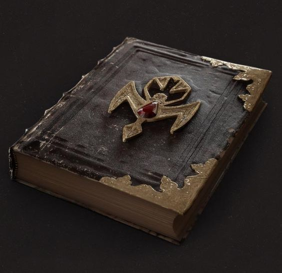 Book from the Crypt