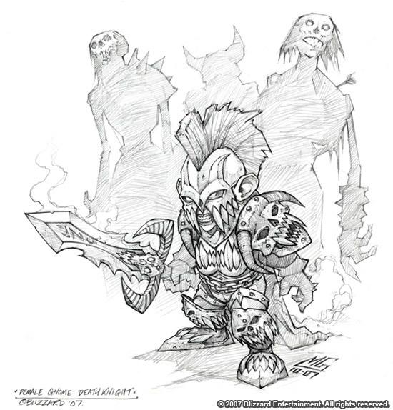 """Drondord Kaedredrist """"Lord Dread"""""""