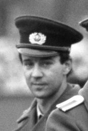 Sergeant Holtz Meyar (Hans Bauer)