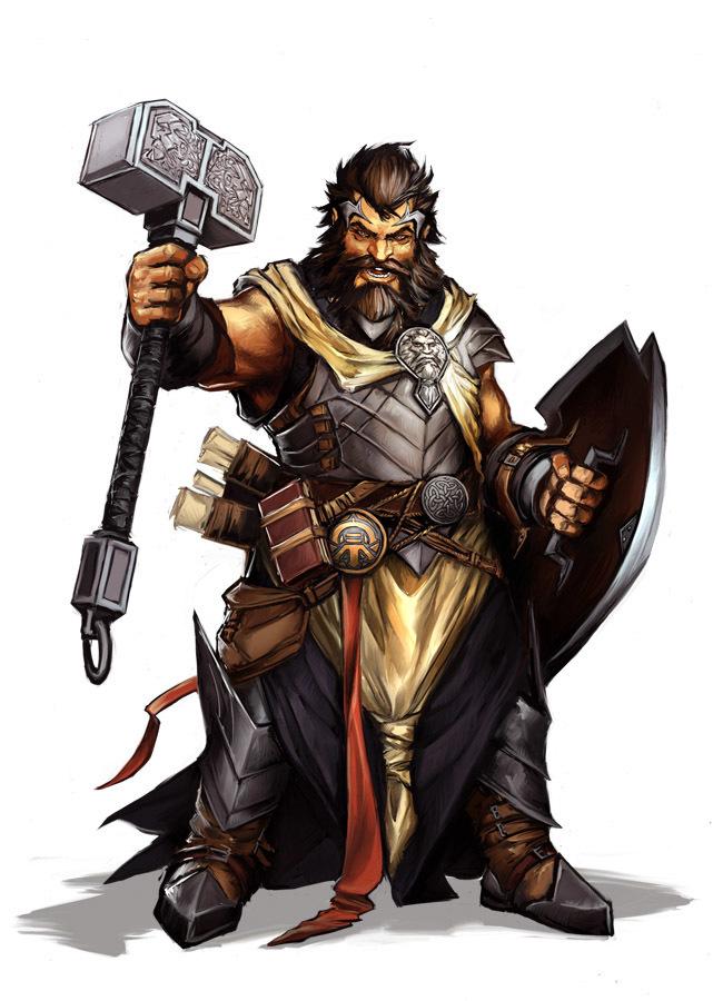 Korag Flamehammer