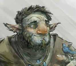 Isz the Firbolg