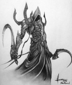 Malthael, The Lost Reaper