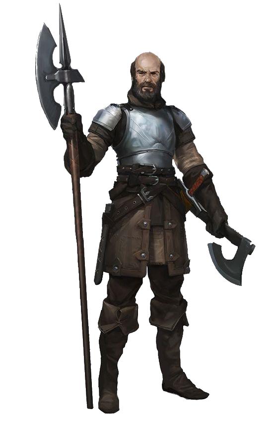 Dukrum, {Chief Sergeant} Garrett