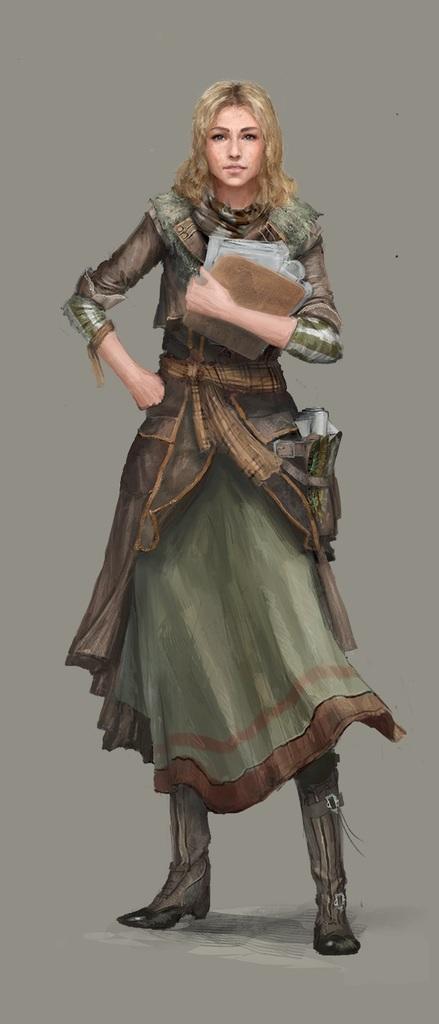 Mistress Galswinth Jerkin