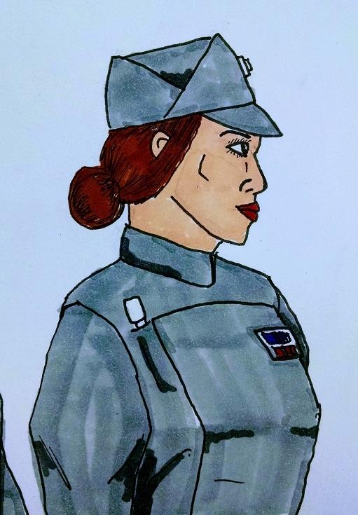 Captain Areline Nygus