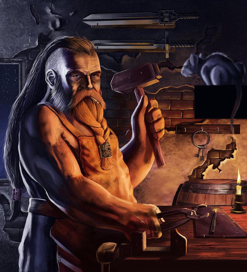 Blacksmith Torg