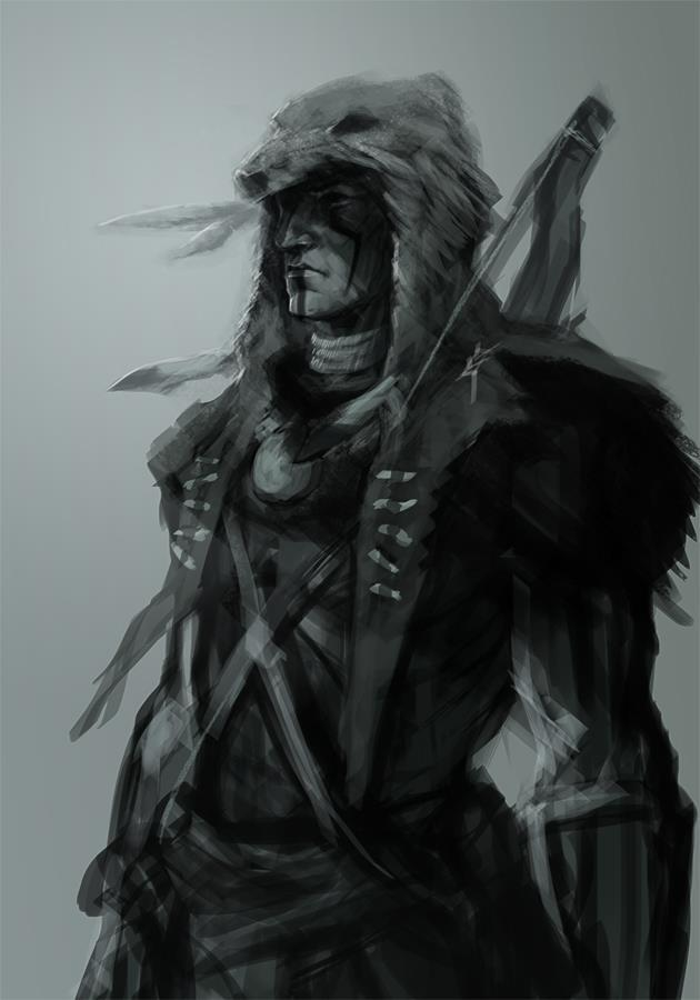 Lenjakar Shadow-Wolf