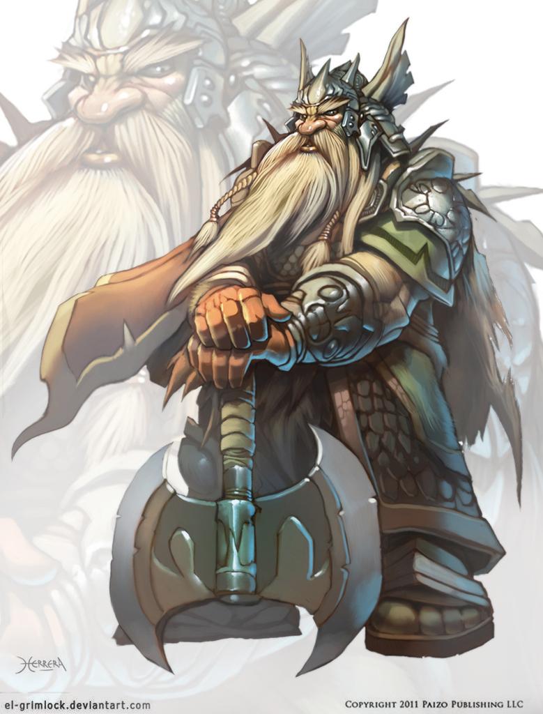 Harberk Frostbeard