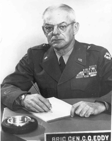Brigadier General George Eddy