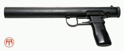 Welrod Mk 1 Pistol