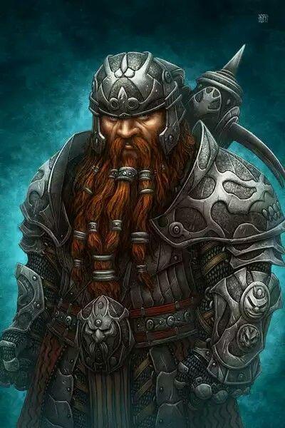 Halfbjor Oath-Keeper