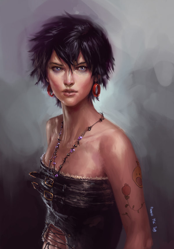 Luna Bloodmoon