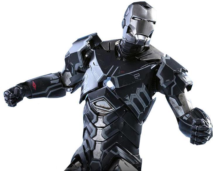 Zandorian Power Armour