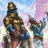 Heroquest Character Sheet
