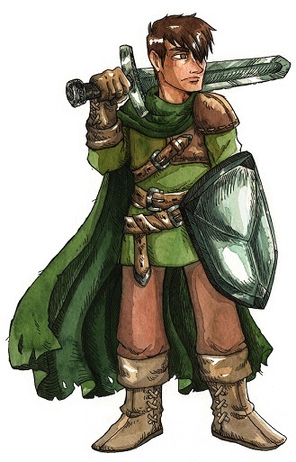 Aras Greendeath