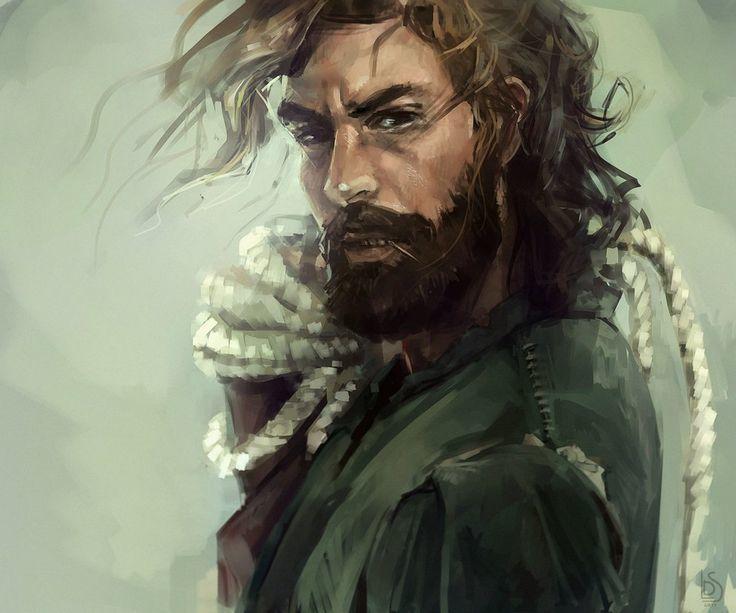Alexandar Murphey Forbes (Cain)