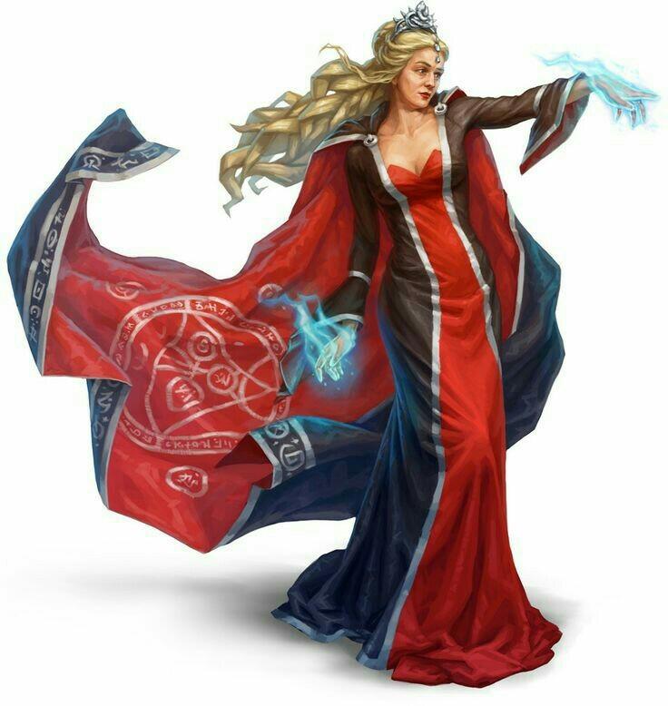 Queen Illana Devonia