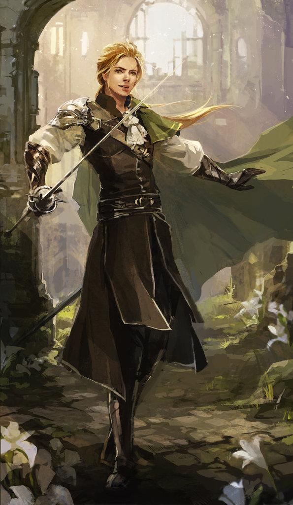 Prince Arwyn