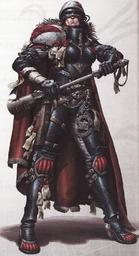 Marshal Solaria Thrace