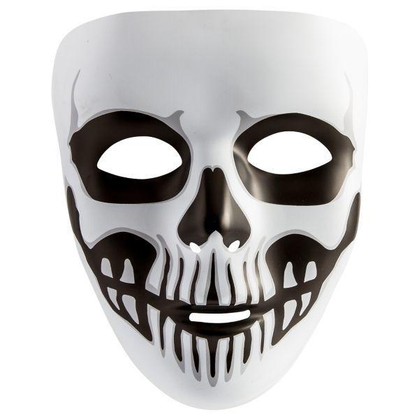 Máscara de Esqueleto