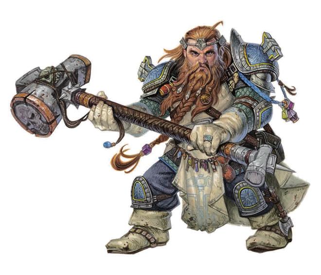 Galgrim Dwar'vin