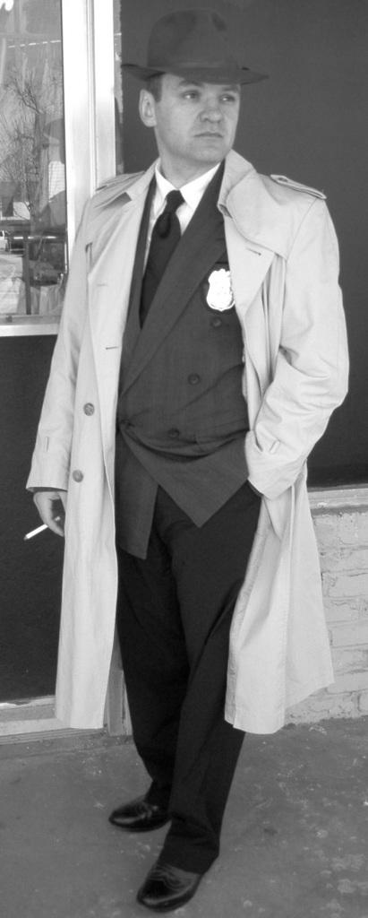 Detective David Ringo