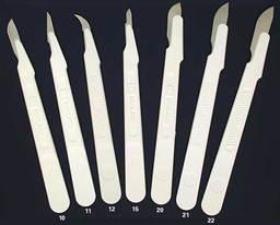 Dr. Cuttler's Scalpels